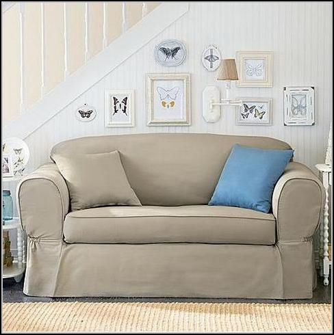 Slipcovers For Sofas With 2 Cushions
