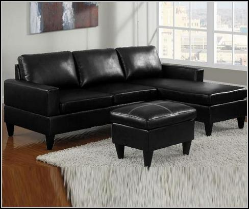 Small Sectional Sofa With Recliner