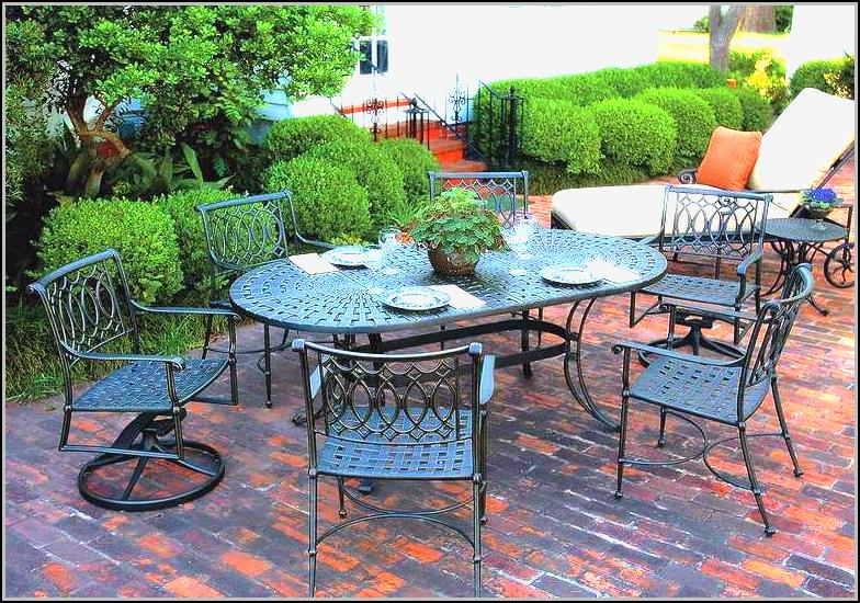 Aluminum Patio Furniture Rust