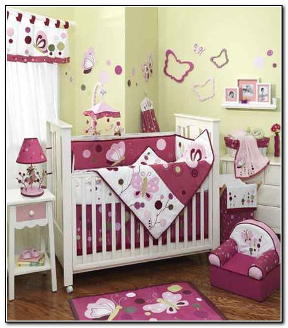 Baby Bedding Sets For Girls