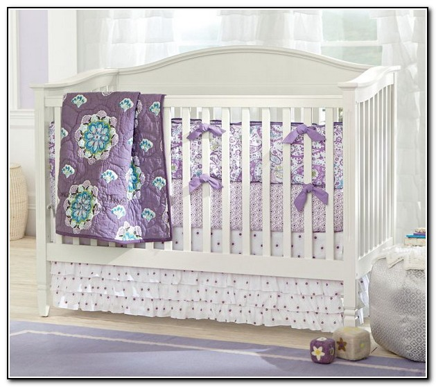 Baby Bedding Sets Purple