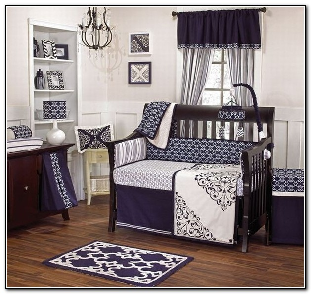 Baby Boy Bedding Ideas