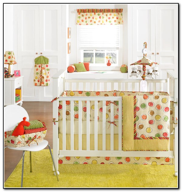 Baby Crib Bedding Sets Neutral