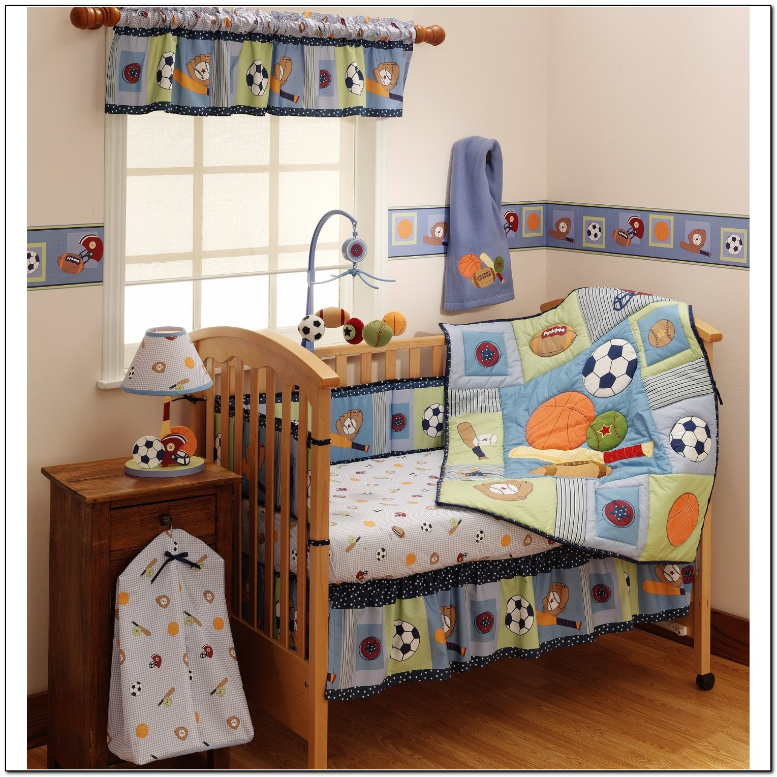 Baby Crib Bedding Sets Sports