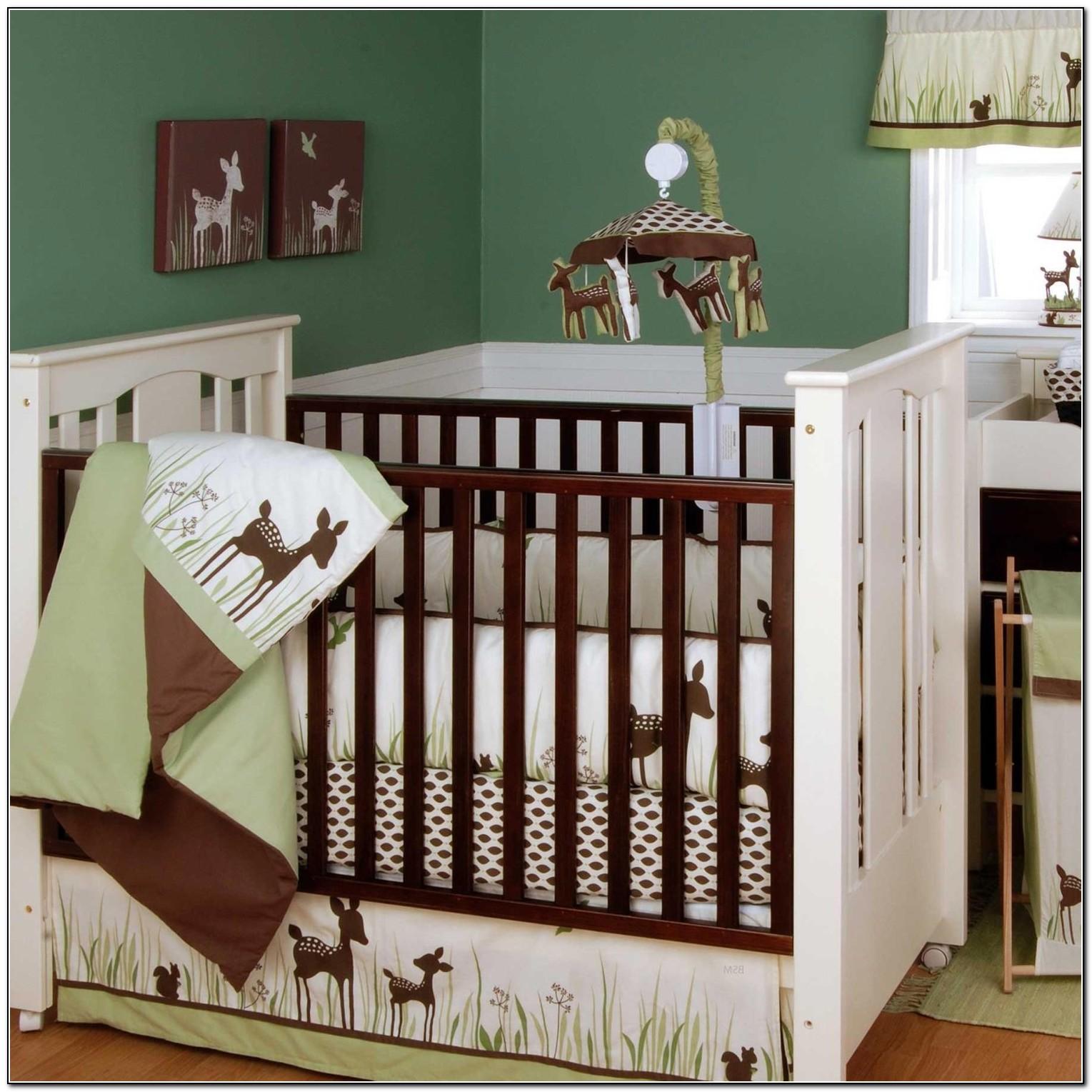Baby Crib Bedding Sets Under $50