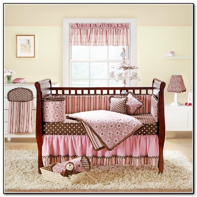 Baby Girl Bedding Ideas