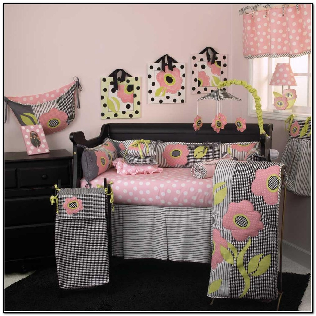 Baby Girl Bedding Sets For Cribs