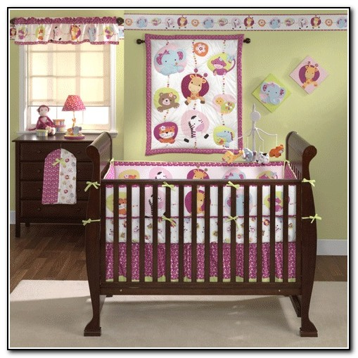 Baby Girl Crib Bedding Themes