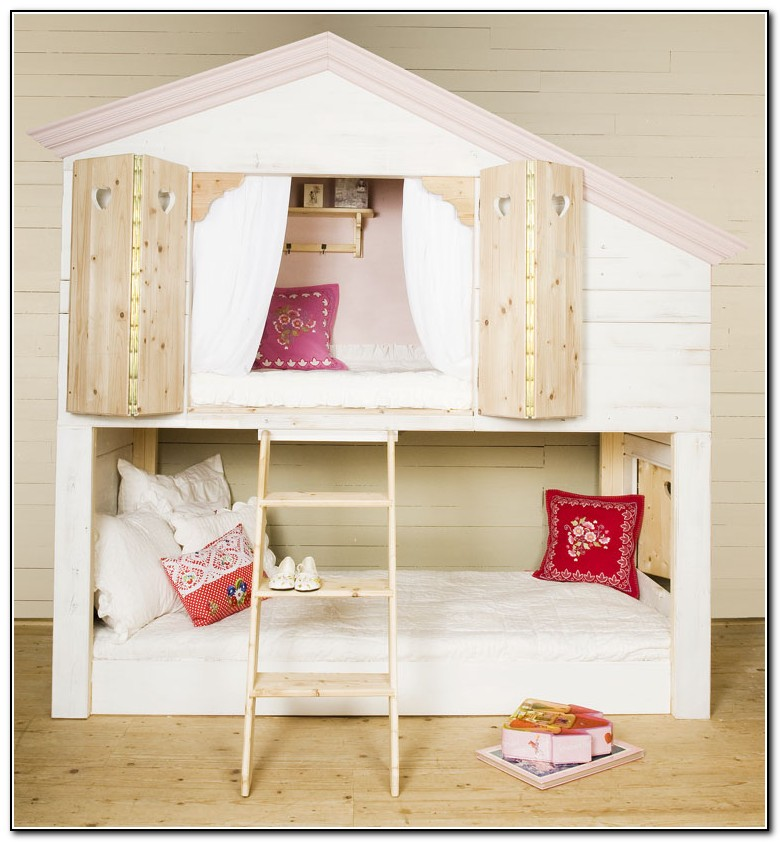 Bunk Beds For Kids For Girls