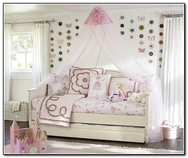 Canopy Bed Curtains Pottery Barn
