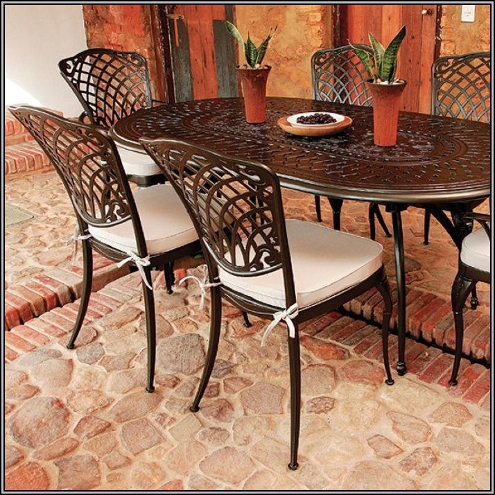 Cast Aluminum Patio Furniture Care