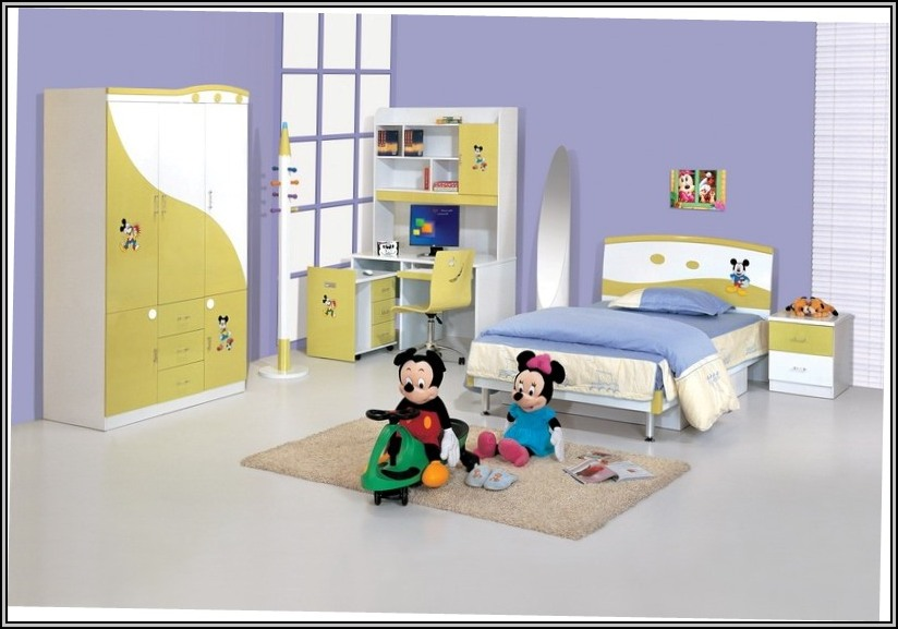 Children's Contemporary Bedroom Furniture