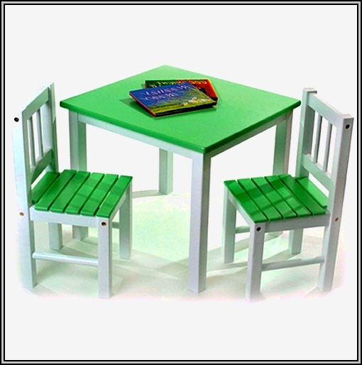 Childrens Table And Chairs Argos