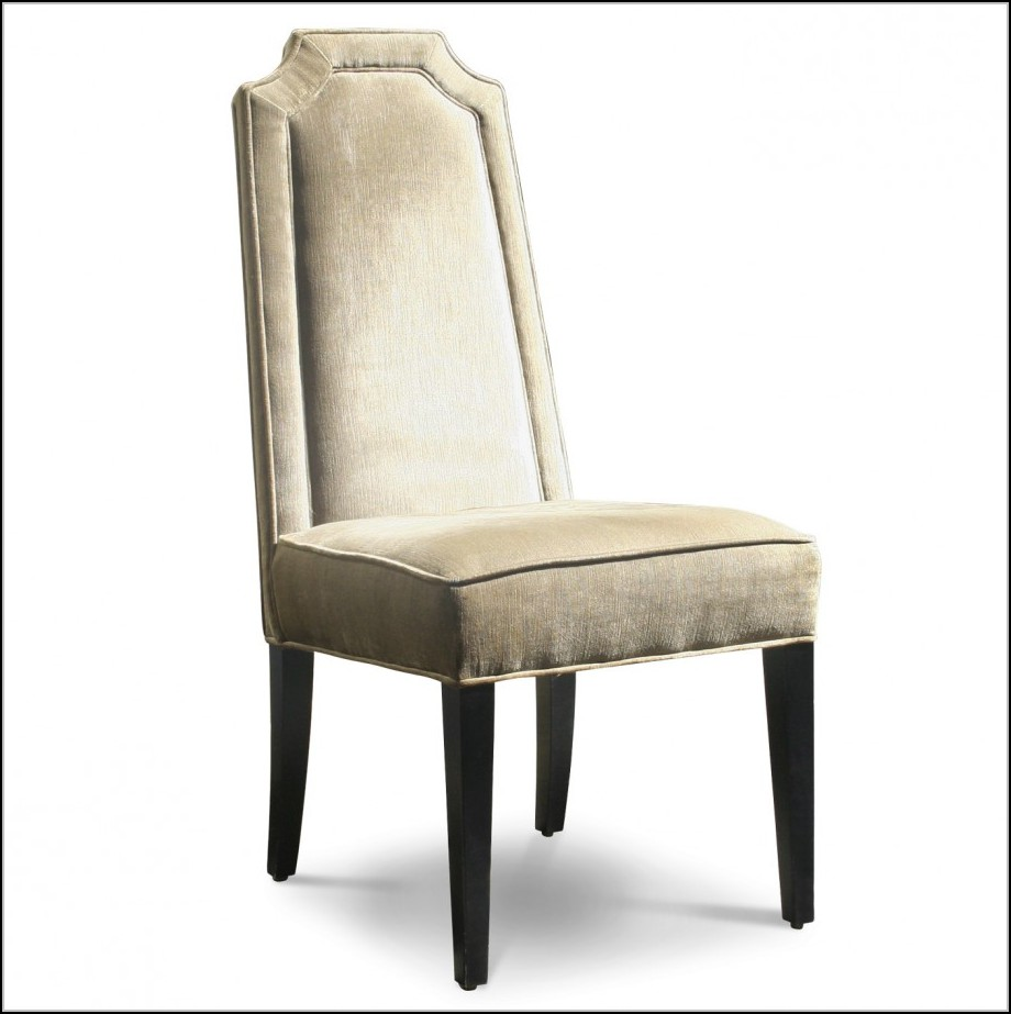 Contemporary Upholstered Dining Room Chairs