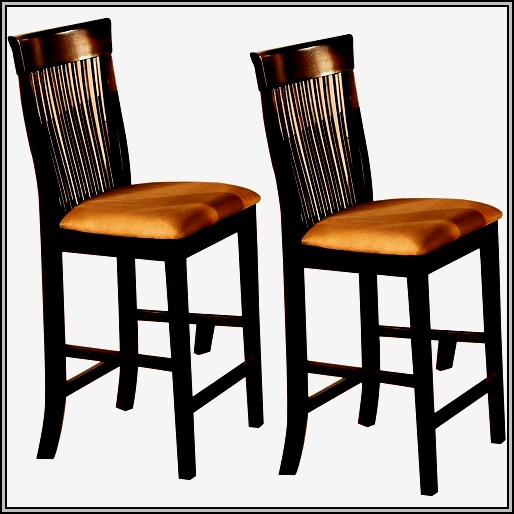 Counter Height Chairs With Back