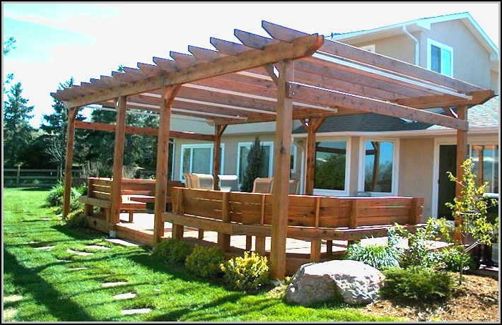 Covered Patio Design Ideas
