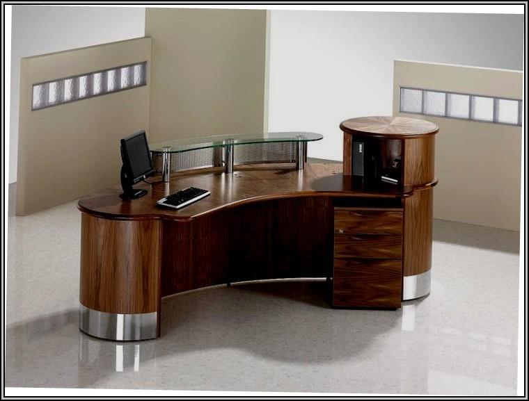 Curved Office Desk Furniture