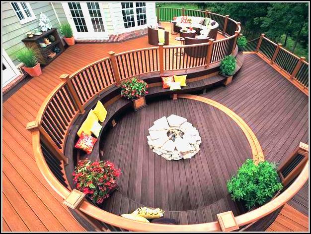 Decks And Patios Design Ideas