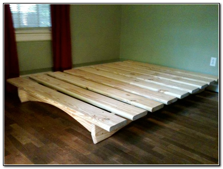 Diy Queen Platform Bed Plans