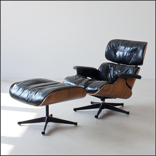Eames Lounge Chair Dimensions