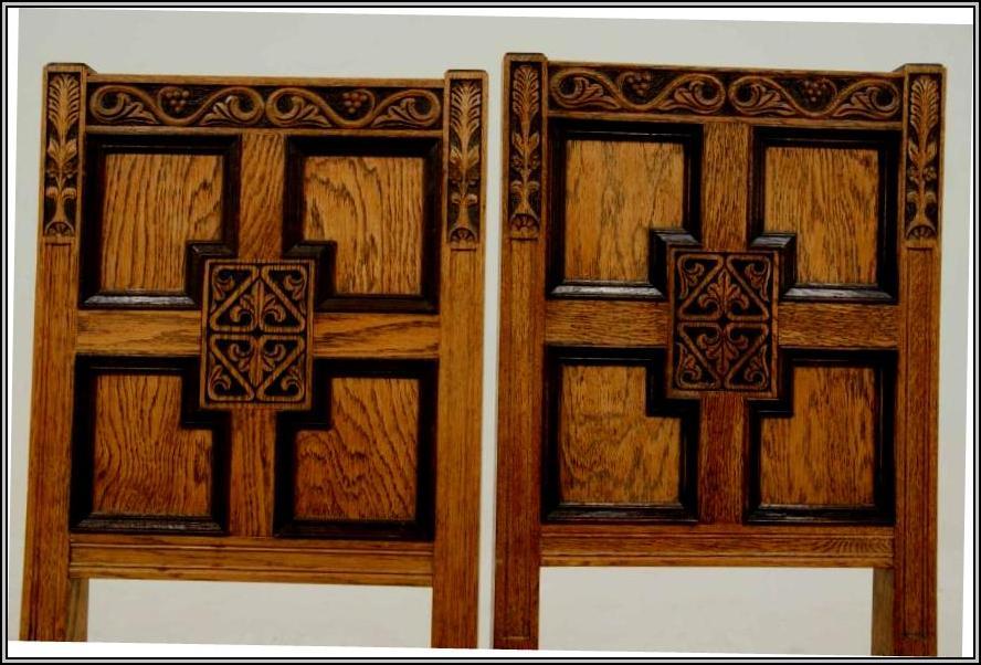 English Arts And Crafts Furniture