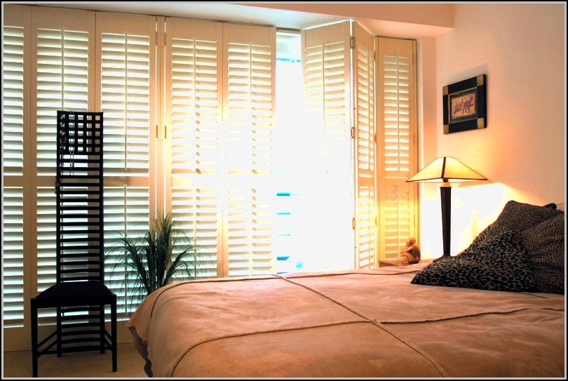 French Patio Doors With Shutters