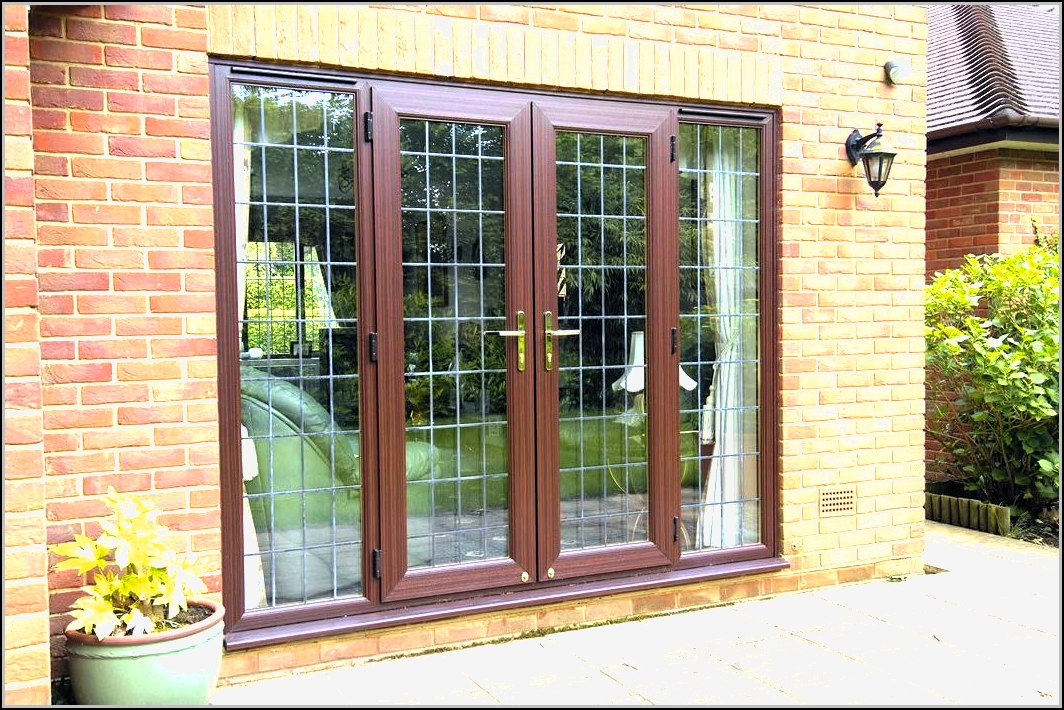 French Patio Doors With Sidelites