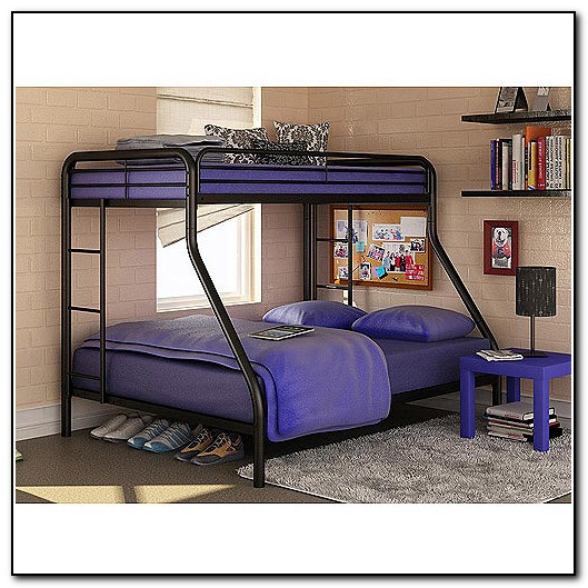 Full Over Full Bunk Beds For Adults