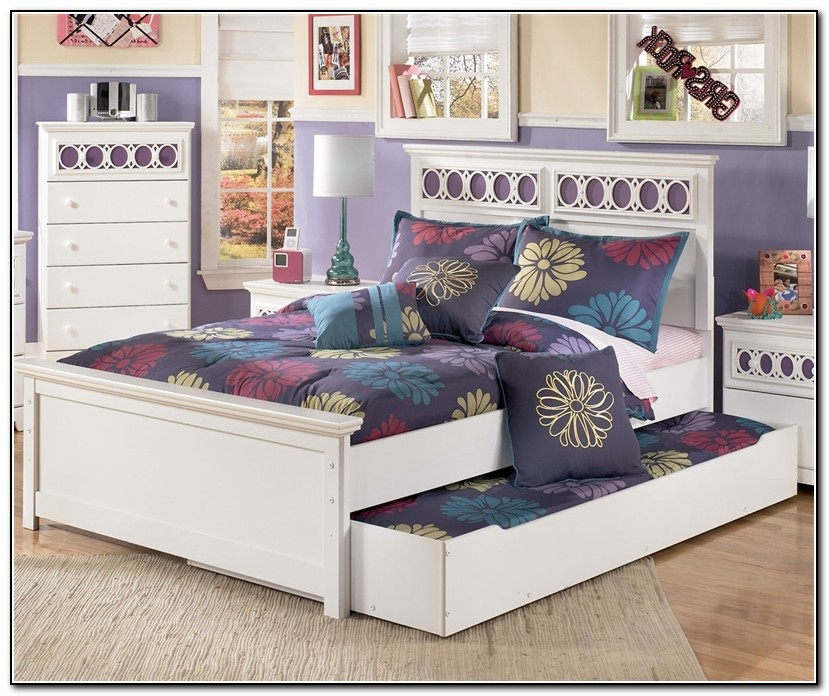 Full Size Bed For Girls