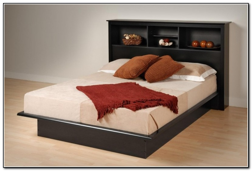 Full Size Bed Frame Wood
