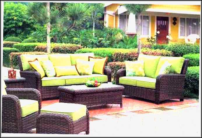 Garden Treasures Patio Furniture Cushions