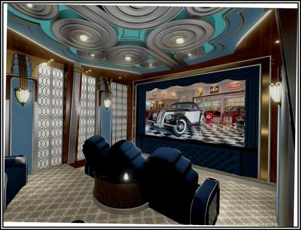 Home Theater Furniture Atlanta