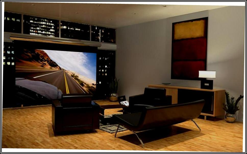 Home Theater Furniture Design