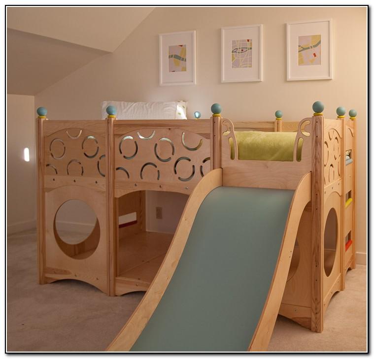 Ikea Loft Bed With Slide