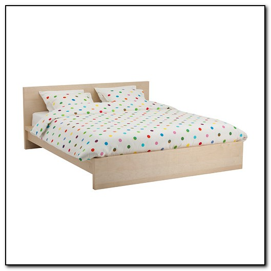 Ikea Malm Bed Birch
