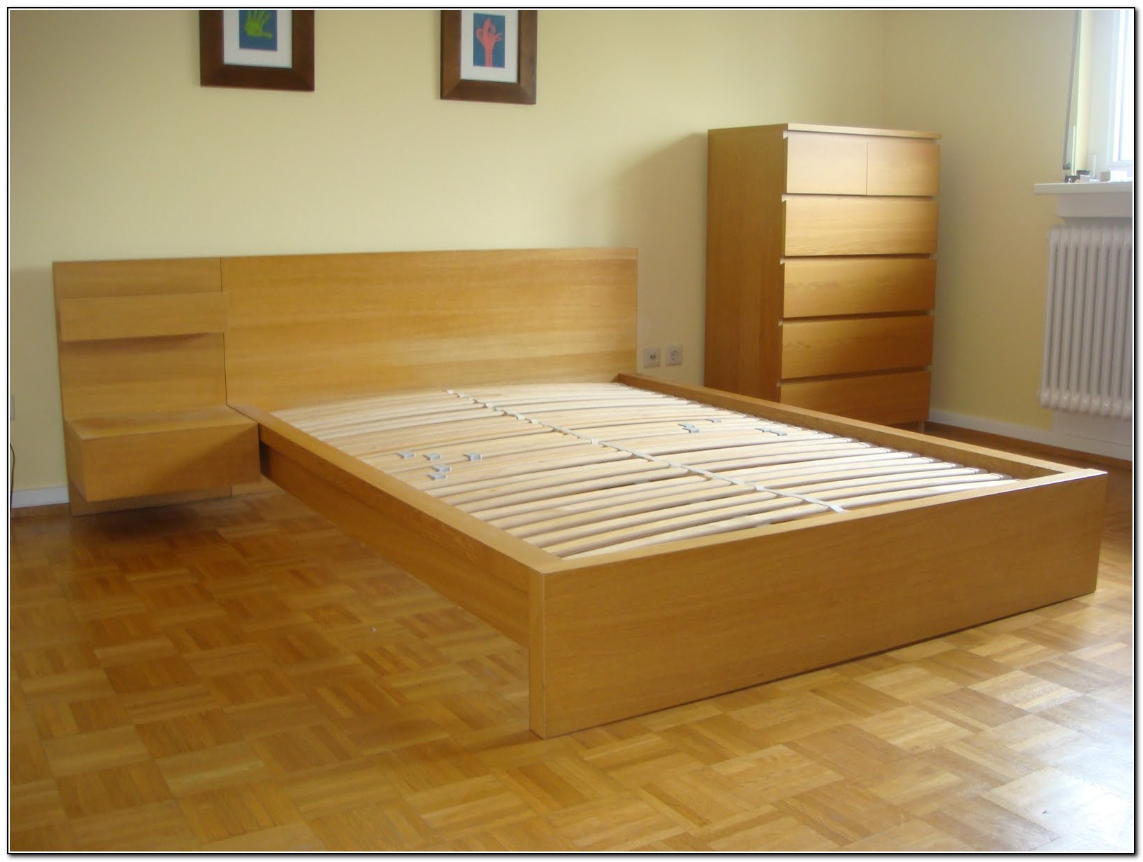 Ikea Malm Bed High