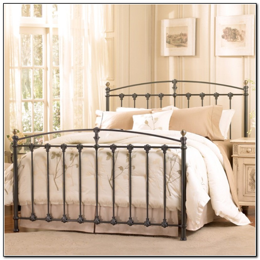 Iron Bed Frames King