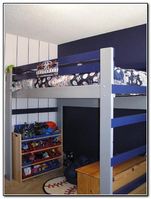 Kids Loft Beds Plans