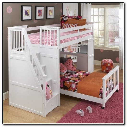Kids Loft Beds White