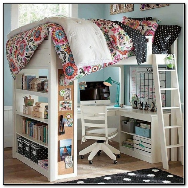 Kids Loft Beds With Desk