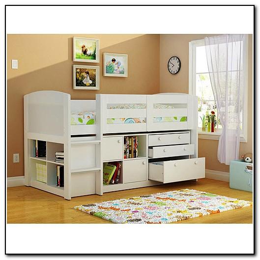 Kids Loft Beds With Storage