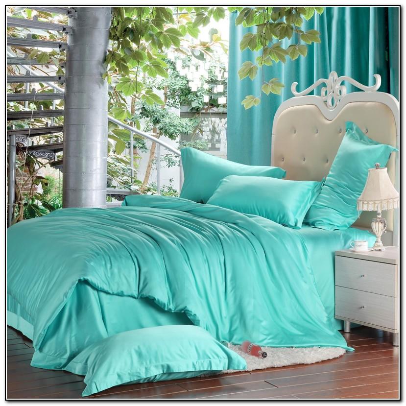 King Size Bedding Turquoise