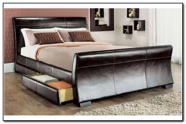 King Size Beds With Storage Underneath