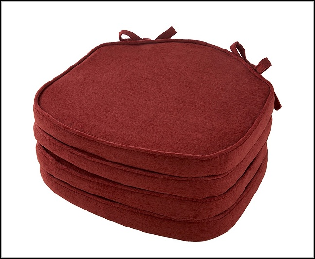 Kitchen Chair Pads Set Of 4