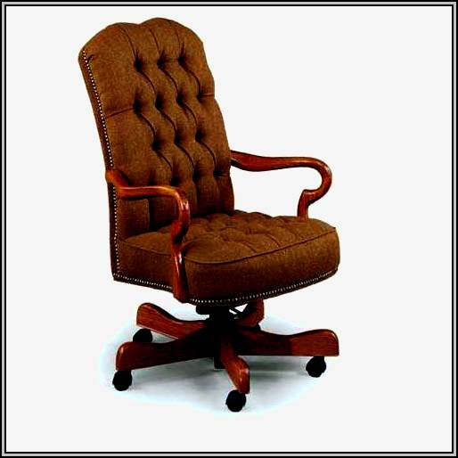 Leather Office Chair Cover