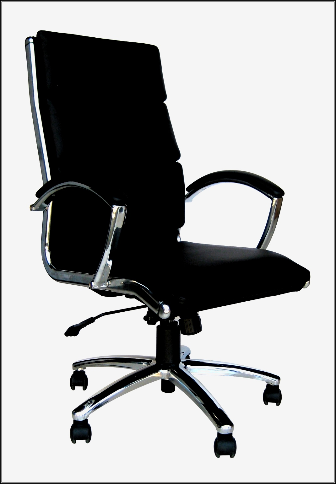 Leather Office Chair Front