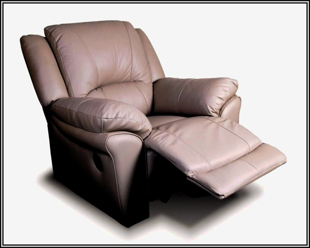 Leather Recliner Chairs Walmart