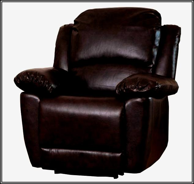 Leather Recliner Chairs With Cup Holders