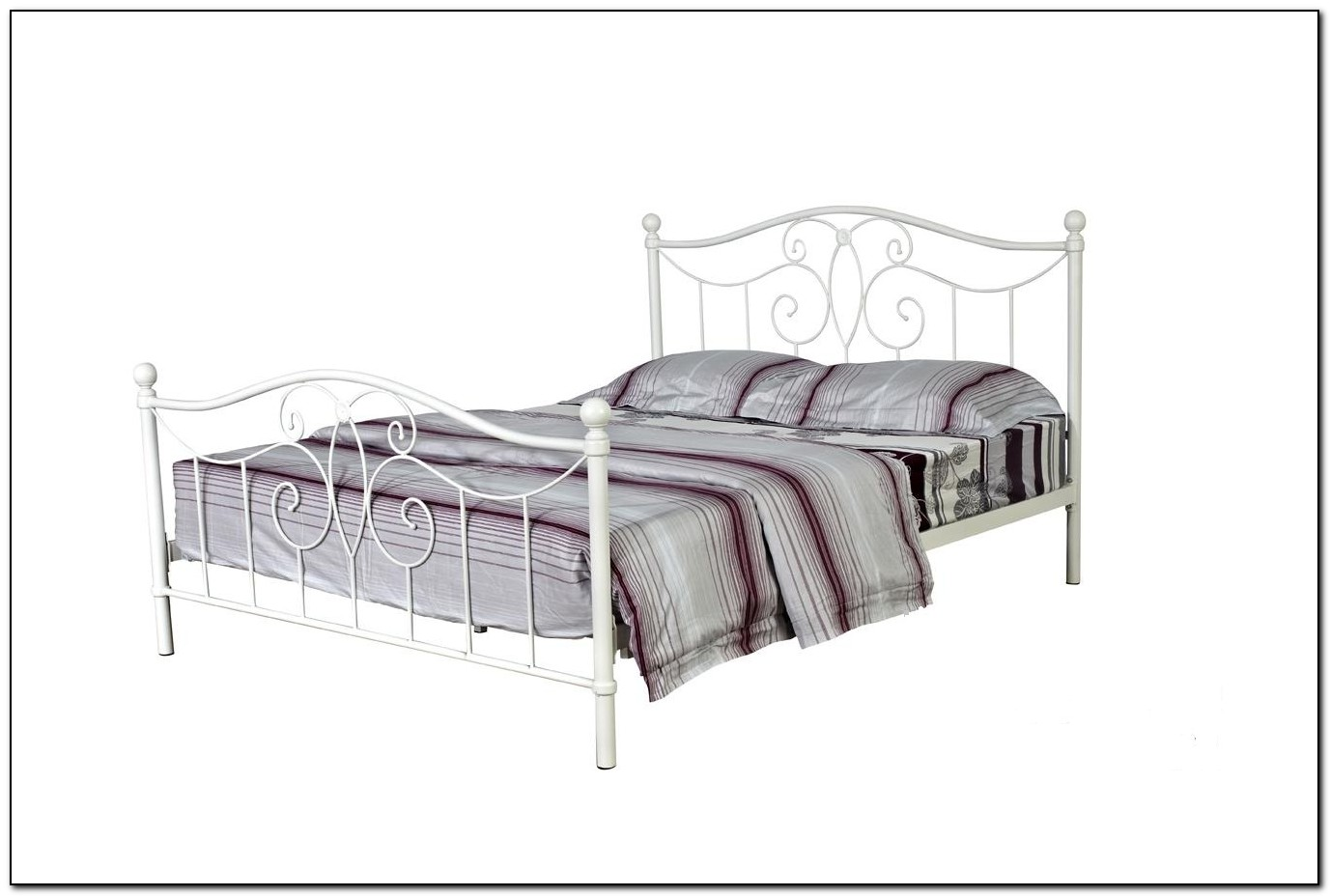 Metal Bed Frame Double