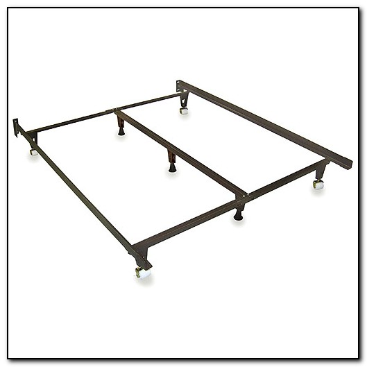 Metal Bed Frame Feet